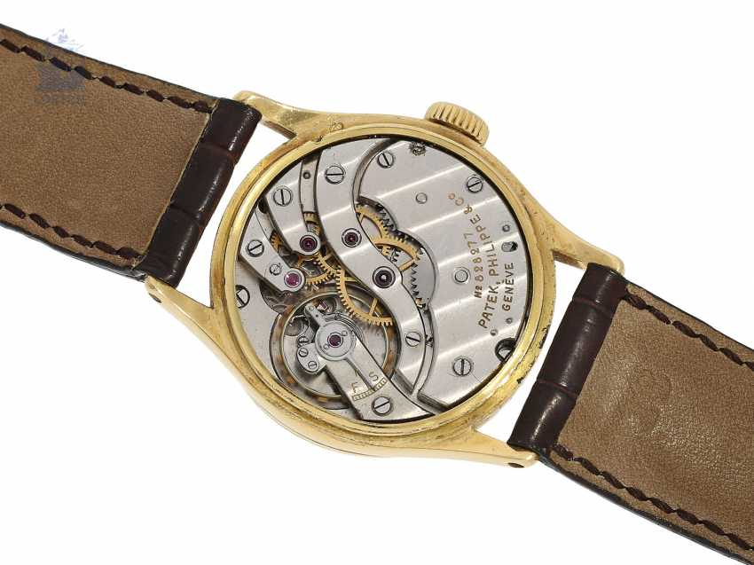 Watch: very fine and early watch of the Patek Philippe reference 96, Geneva, CA. 1937, with the master excerpt from the book - photo 2