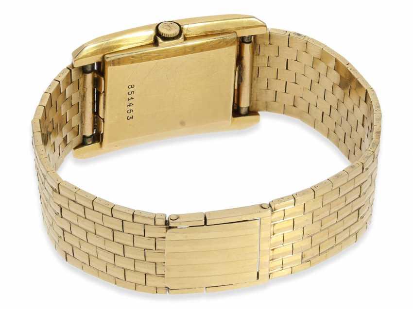 Watch: vintage men's watch brand Zenith, rare gold model, approx 1960 - photo 5