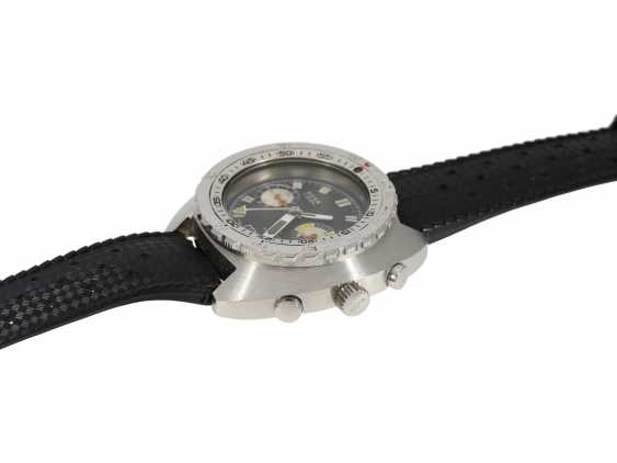 Watch: extremely rare divers watch, Doxa T-Graph Sub.200 Shark Hunter, Ref. 28799-4, divers watch legend of the 70s - photo 4