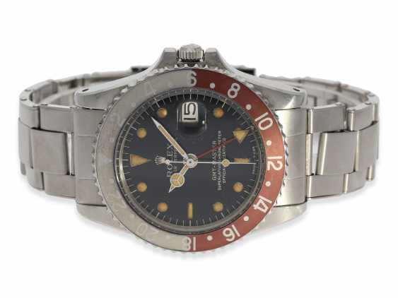 Watch: vintage Rolex GMT-Master Chronometer from 1968, Ref.1675 - photo 1