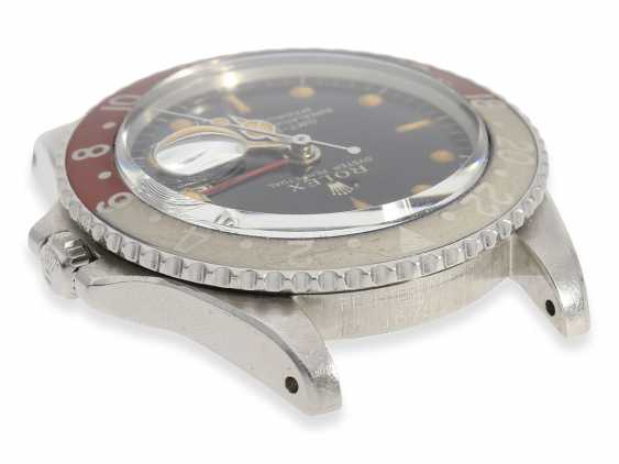 Watch: vintage Rolex GMT-Master Chronometer from 1968, Ref.1675 - photo 4