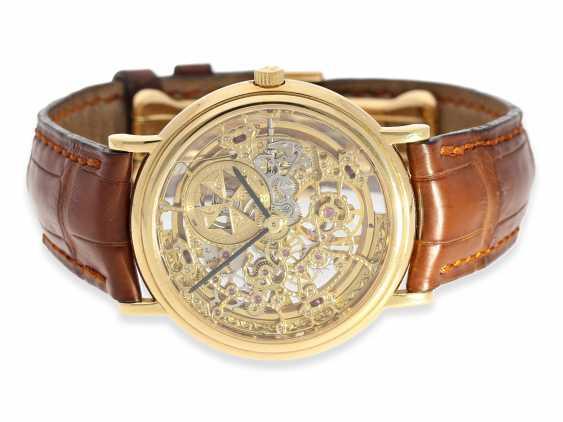 """Watch: elegant vintage Vacheron & Constantin """"Squeleton"""" men's watch Ref. 43038, 70s - photo 1"""