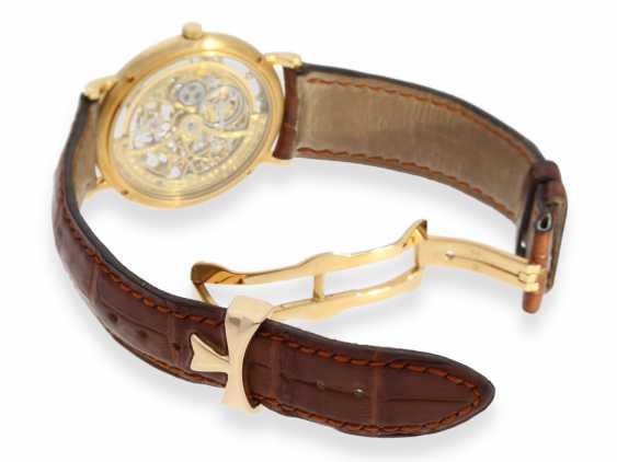 """Watch: elegant vintage Vacheron & Constantin """"Squeleton"""" men's watch Ref. 43038, 70s - photo 2"""