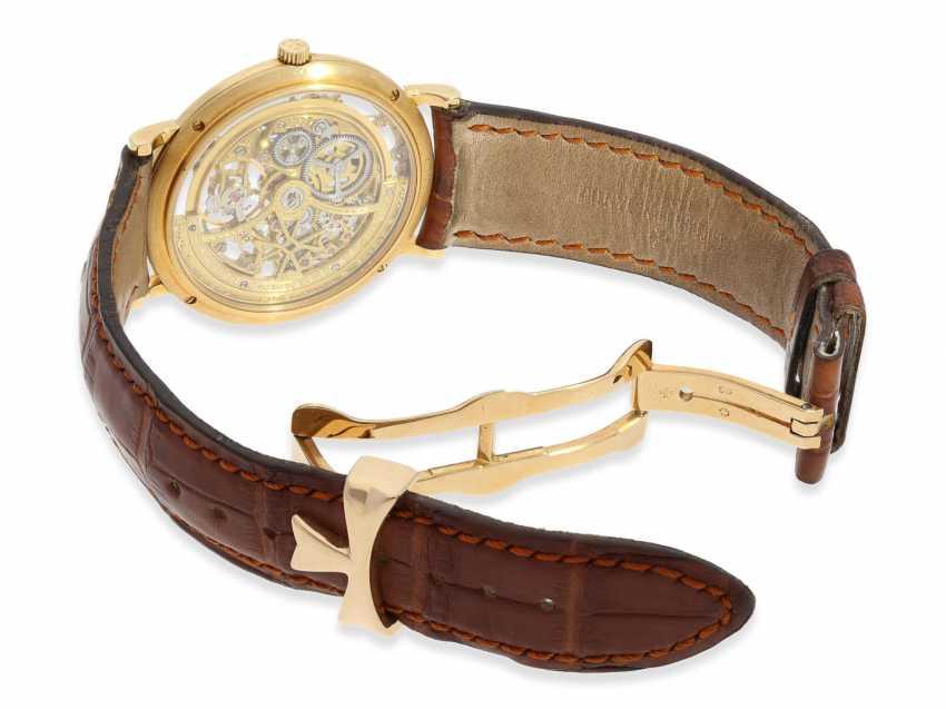 """Watch: elegant vintage Vacheron & Constantin """"Squeleton"""" men's watch Ref. 43038, 70s - photo 3"""