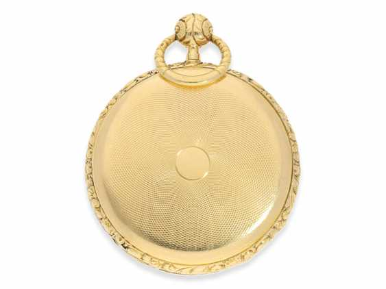 Pocket watch: extremely rare Lepine, the earliest known pocket watch by Vacheron & Constantin with Repetition and date, No. 33761, CA. 1830 - photo 6
