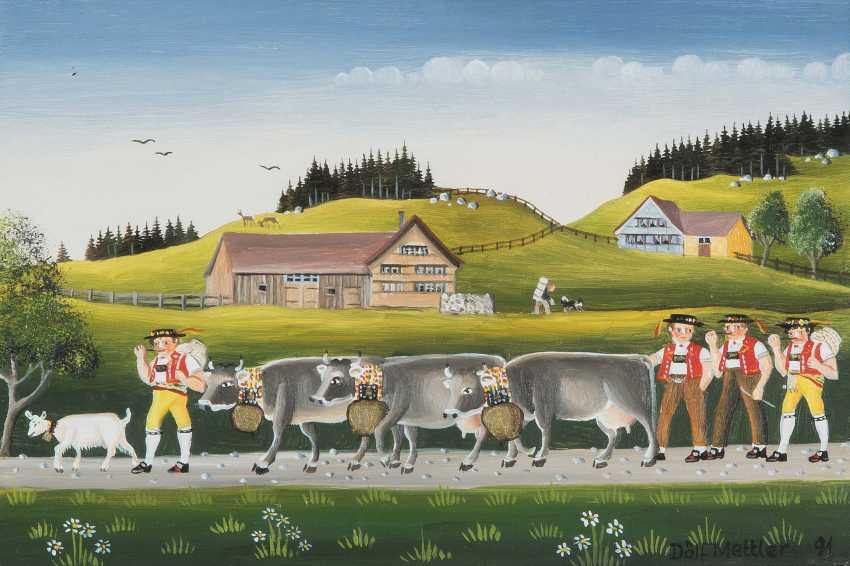 Mettler, Dölf - photo 1