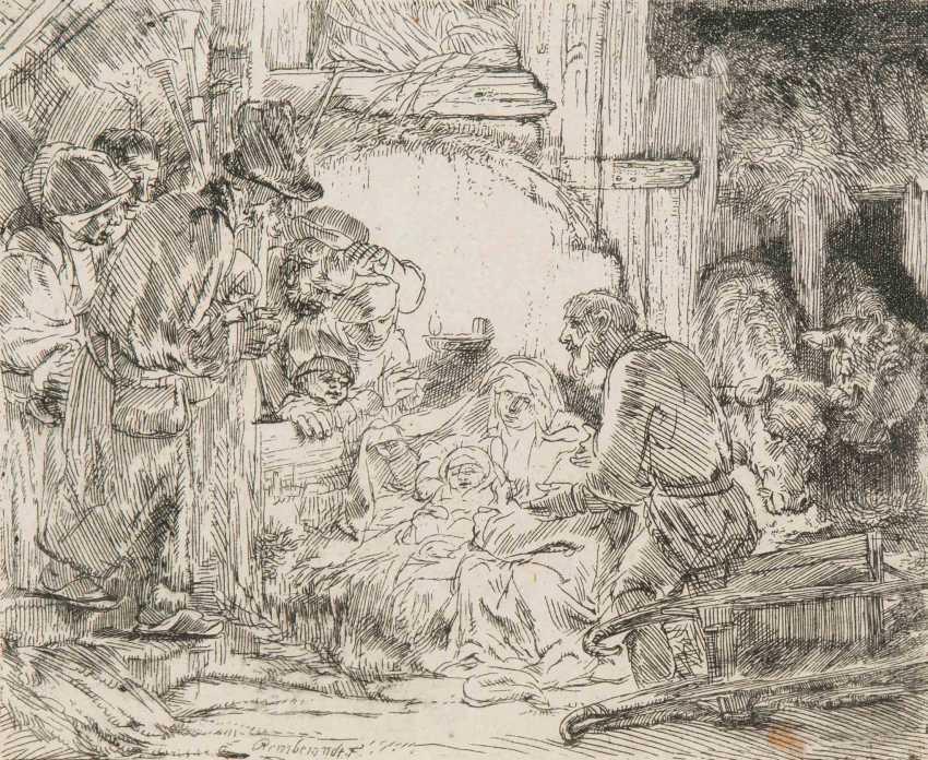 Rembrandt, Harmensz van Rijn - photo 1