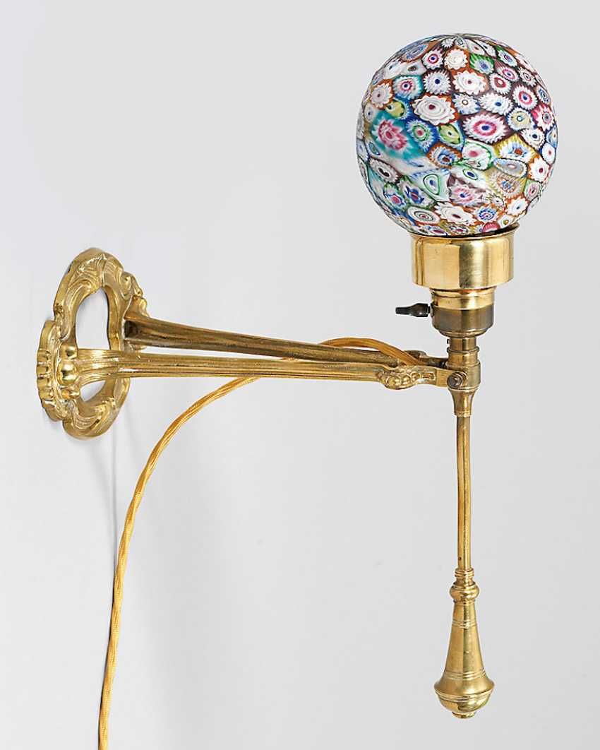 Art Nouveau Table Lamp With Millefiori Screen Buy At Online Auction At Veryimportantlot Com Auction Catalog Auction 174 International Art And Antiques Part I From 11 05 2019 Photo Price Auction Lot 491