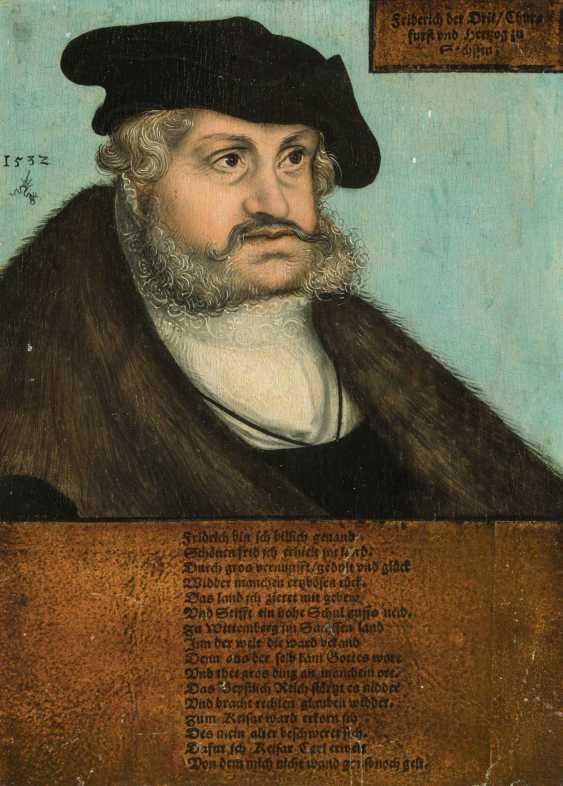 Cranach, Lucas d.Ä. - photo 1