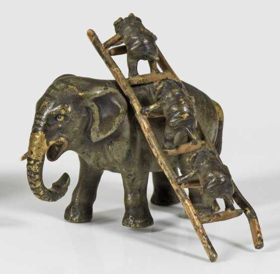 Rare Elephant Group - photo 1