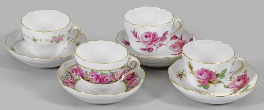 Four Mocha Cups - photo 1