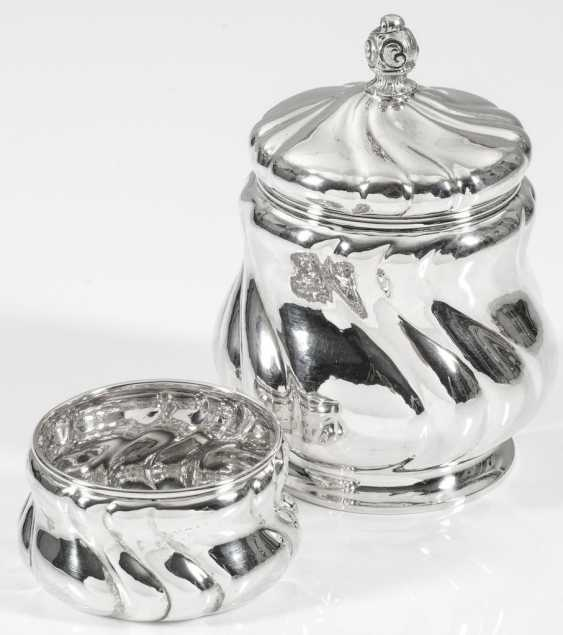 Cookie jar and candy dish - photo 1