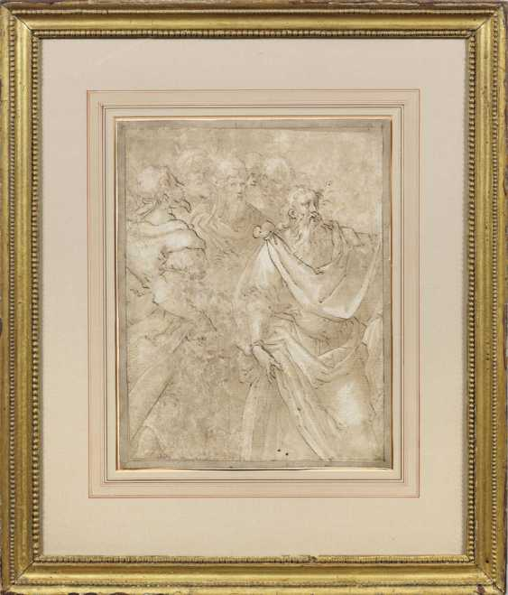 Italian painter and draughtsman of the Baroque - photo 1