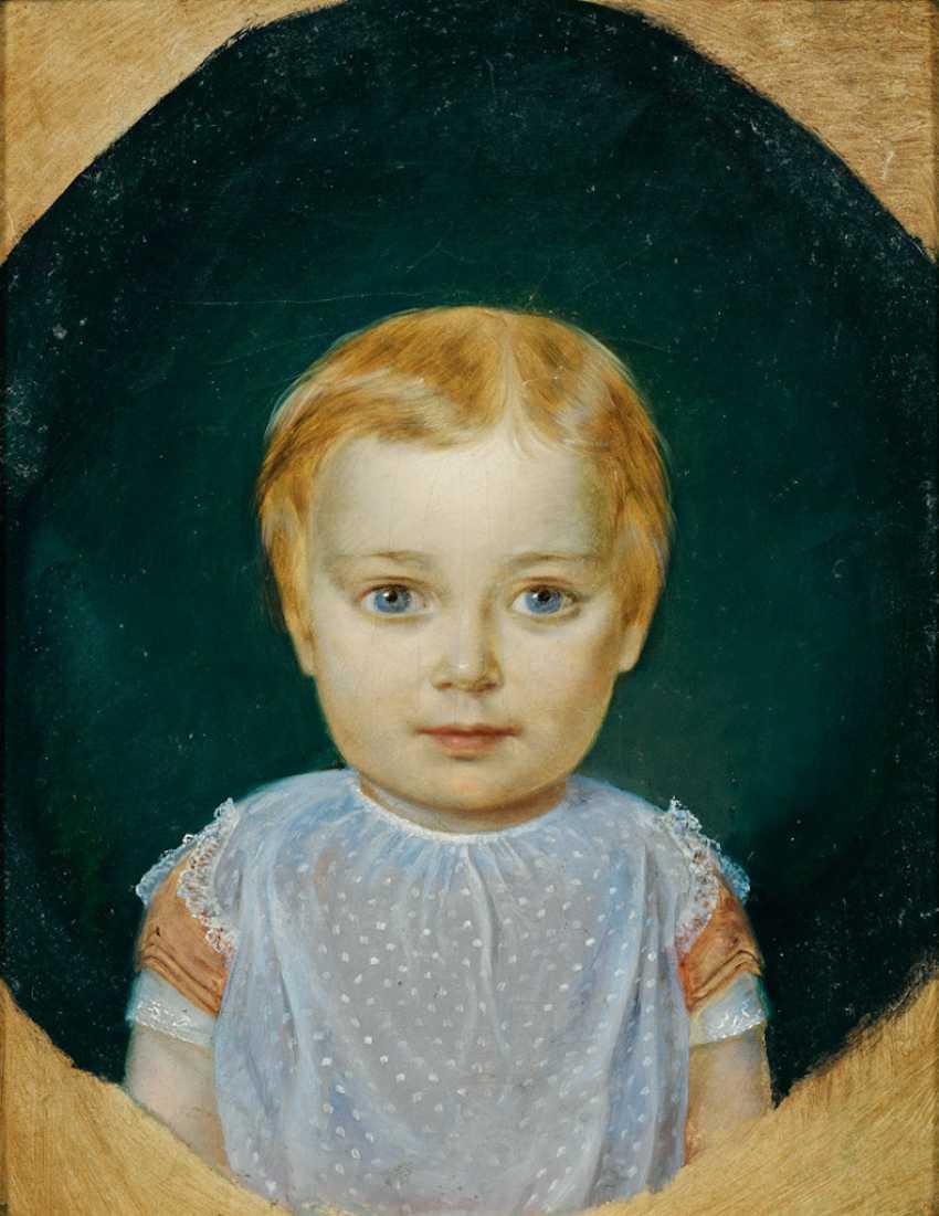 French Portrait Painter - photo 1