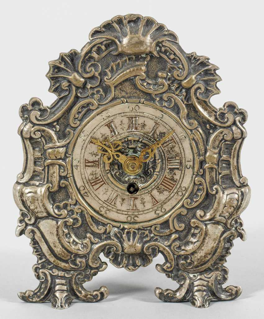 Table clock in Baroque style - photo 1