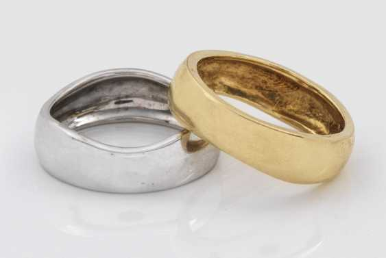 Couple band rings by Cartier - photo 1