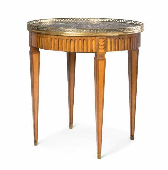 Bouillotte Table - photo 1