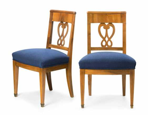 Set of four chairs - photo 1