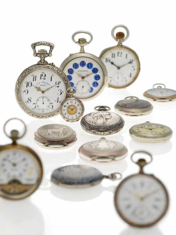 Collection: 31 Pocket Watches - photo 1