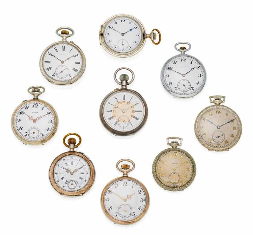 Collection: 55 Pocket Watches - photo 1