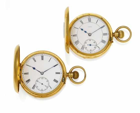 GROUP OF TWO POCKET WATCHES - photo 1