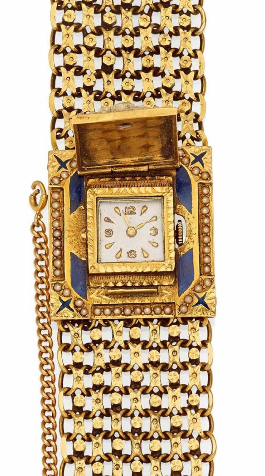 Jewelry wrist watch - photo 1