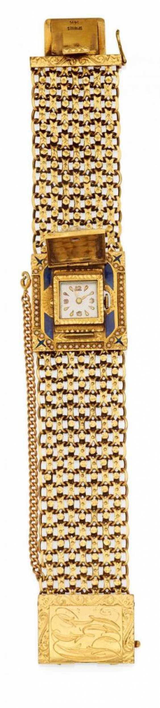 Jewelry wrist watch - photo 2