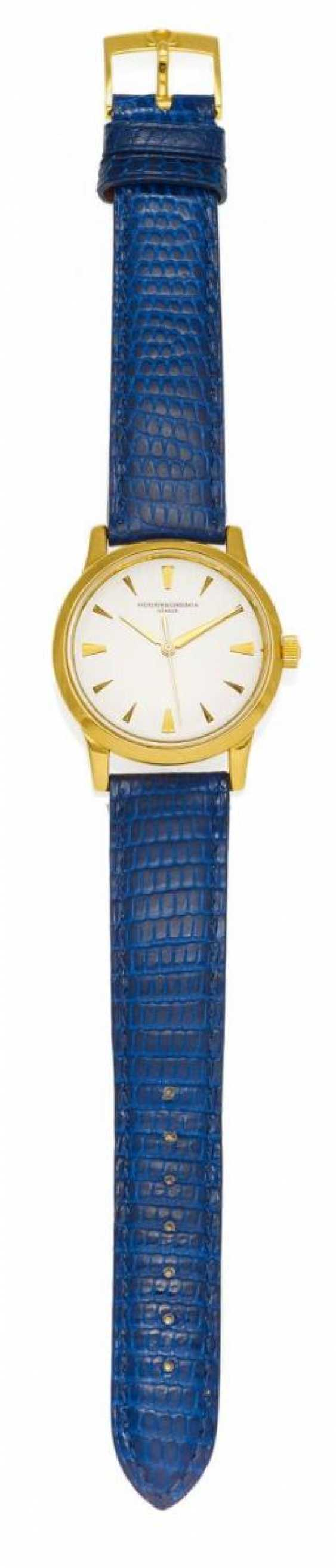 Men's watch. Automatic. 750/- yellow gold - photo 2