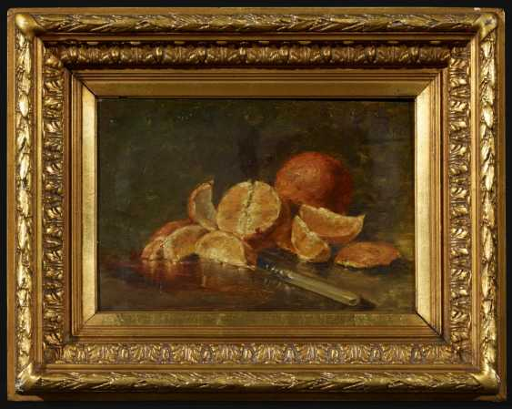 Still life with oranges - photo 3