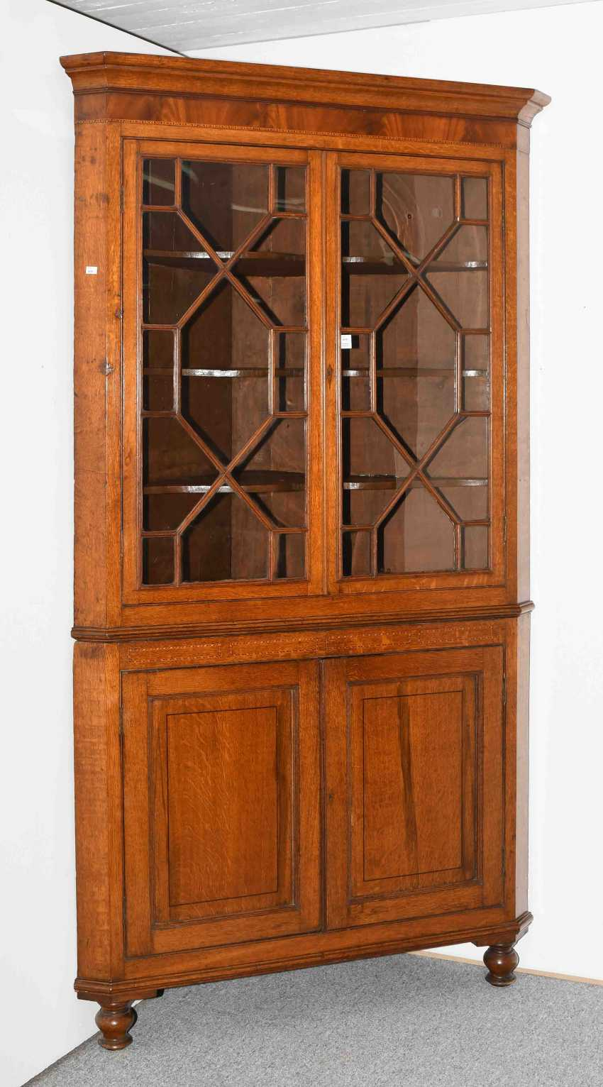 Corner Cabinet - photo 1