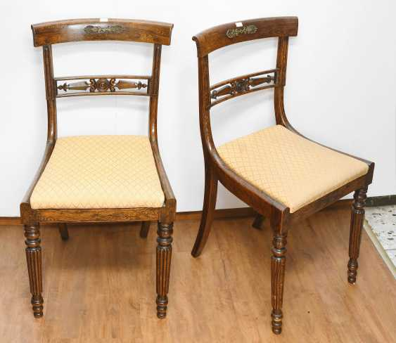 Set of six chairs - photo 1