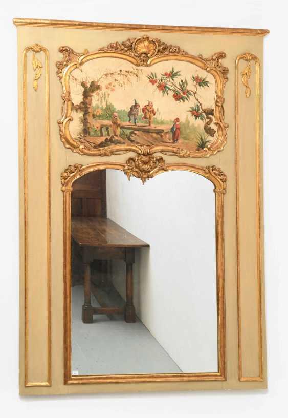 Trumeau mirror - photo 1