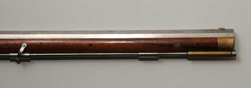 Percussion rifle - photo 7