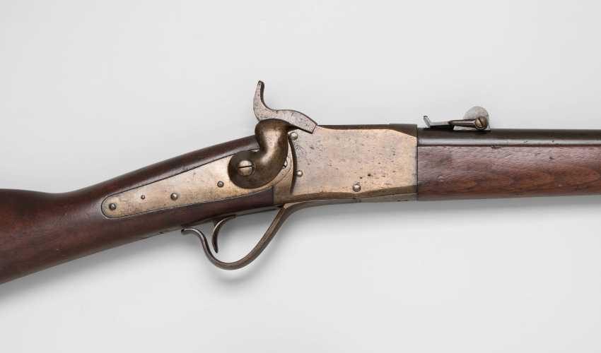 Peabody rifle - photo 1