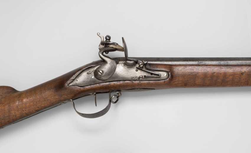 Flintlock rifle - photo 1