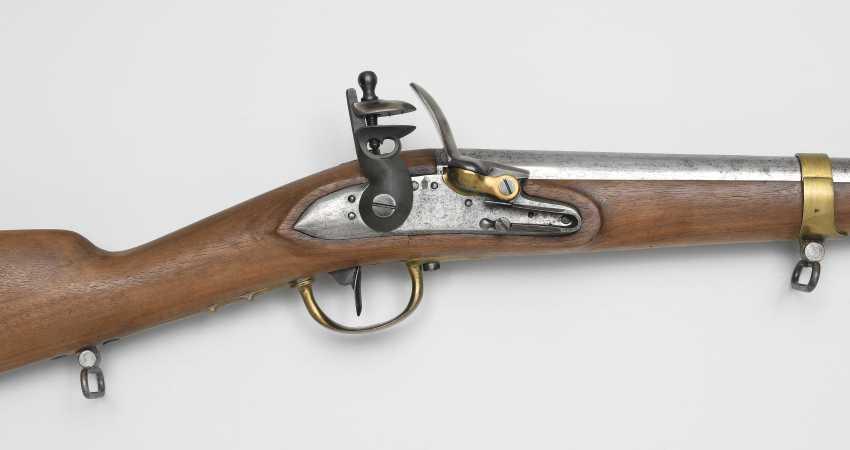 *Flintlock carbine - photo 1