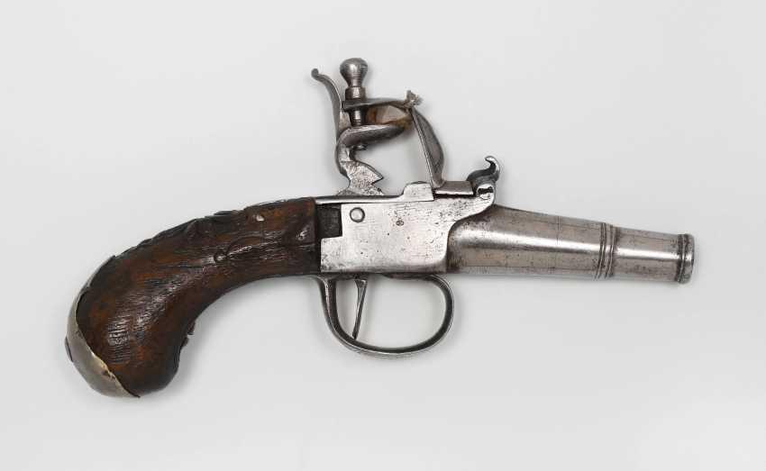 Flintlock Pocket Pistol - photo 1