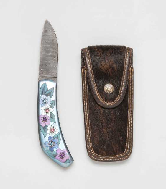 Pocket knife - photo 1