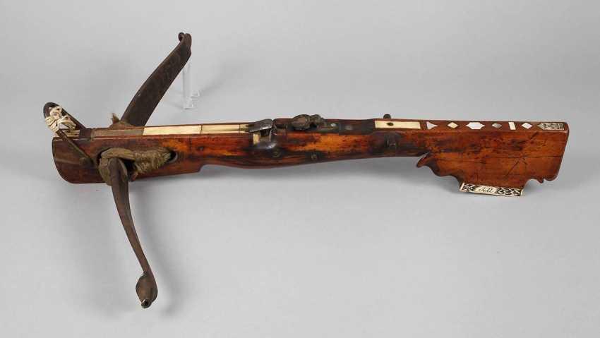 Heavy Crossbow 18./early 19th century. Century - photo 1