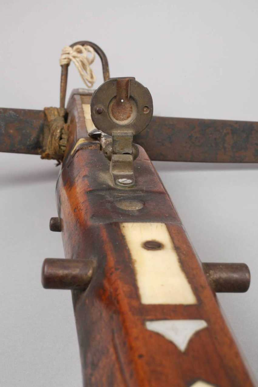 Heavy Crossbow 18./early 19th century. Century - photo 3