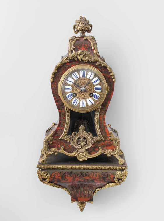 Small Boulle Pendule with Socket - photo 1