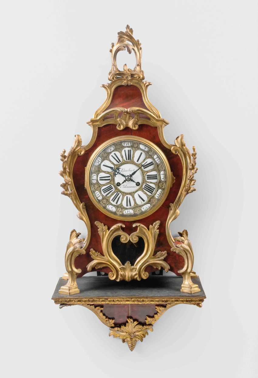 Clock with Pedestal - photo 1