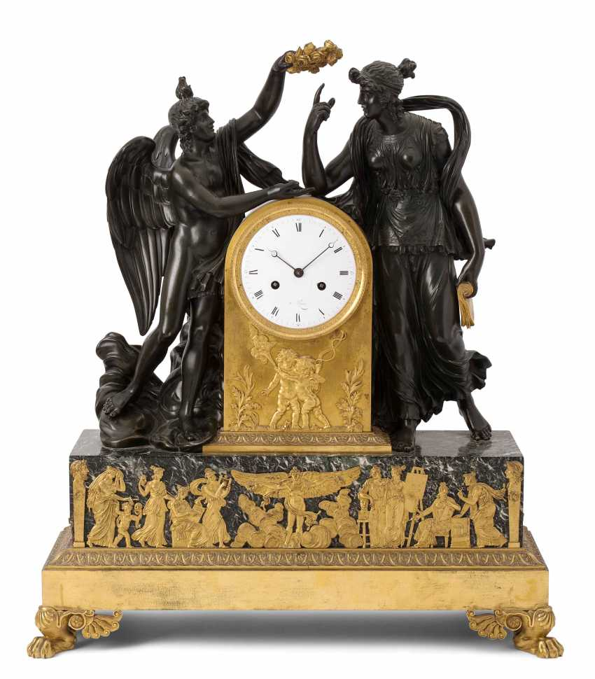 Large Table Clock - photo 1