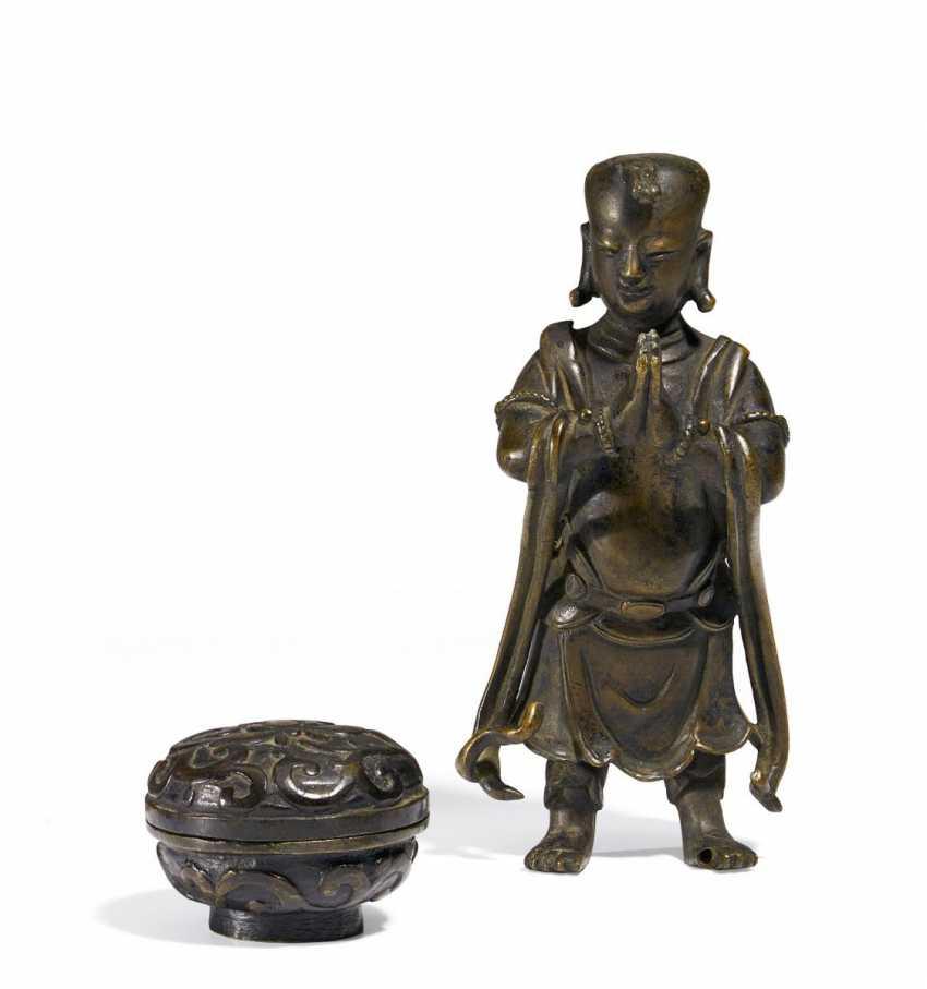 Shancai, a companion of Guanyin - photo 1