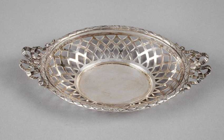 Neo-Classical Silver Bowl - photo 1