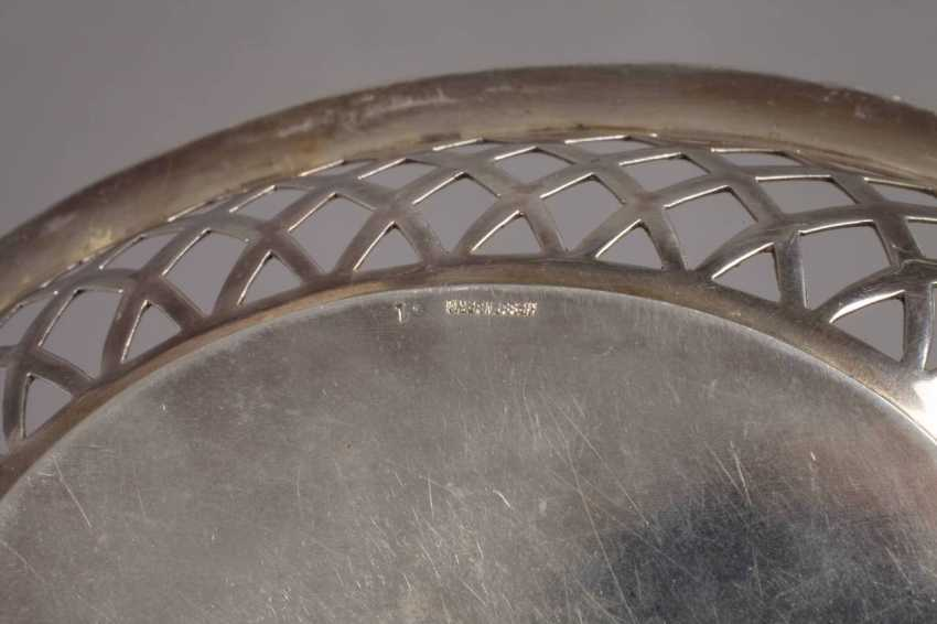 Neo-Classical Silver Bowl - photo 2