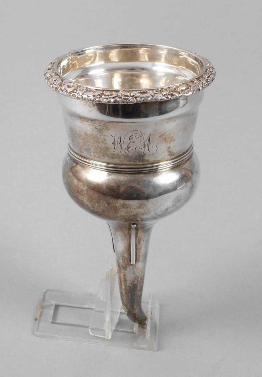 England Decanter Funnel Silver - photo 1