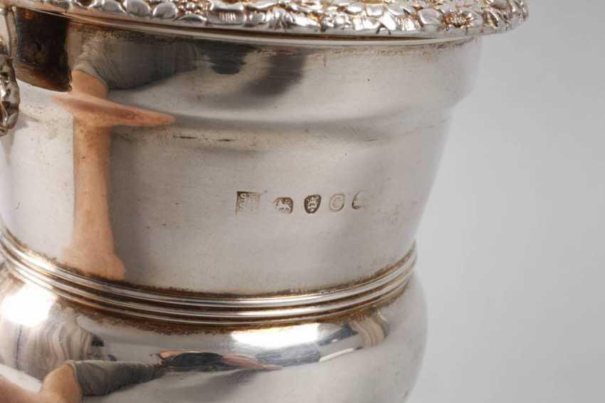 England Decanter Funnel Silver - photo 3
