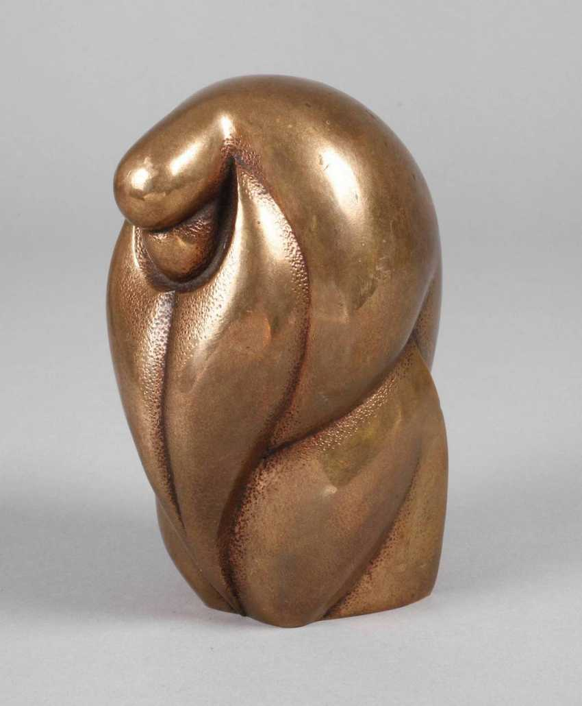 Abstract Bronze Composition - photo 1