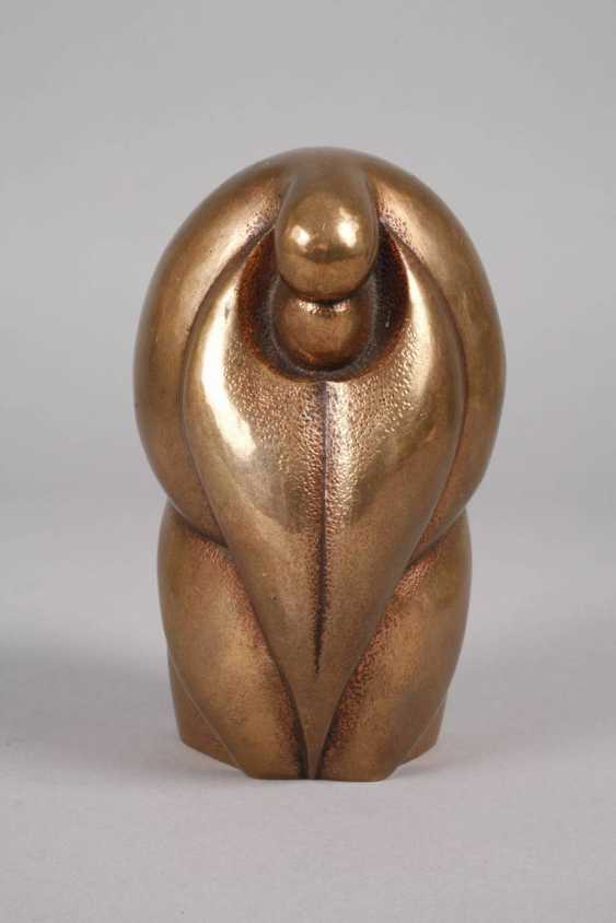 Abstract Bronze Composition - photo 2